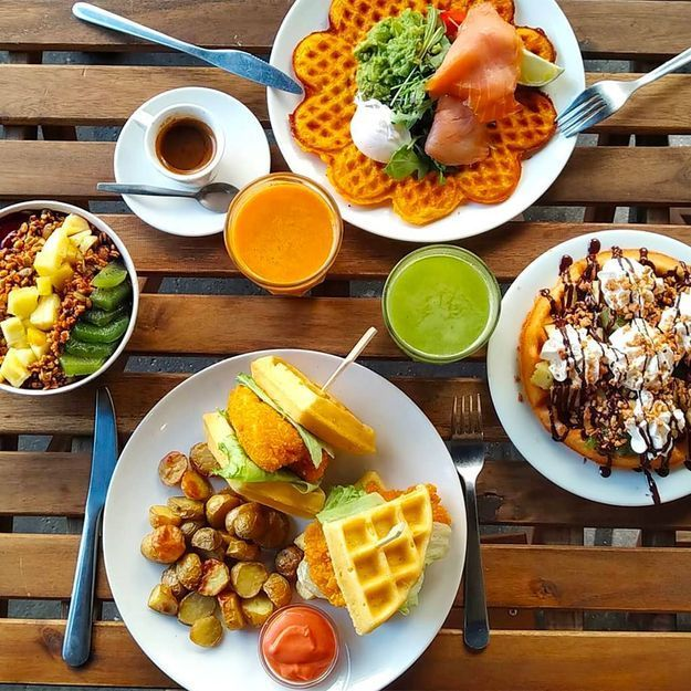 Où bruncher ce week-end à Paris : au café Mareva