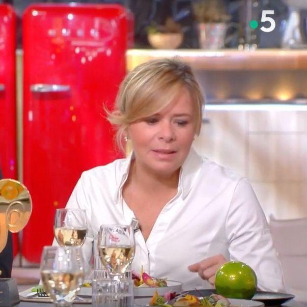 « C à Vous » : Christelle Brua, la Meilleure Pâtissière du monde, présente le dessert qui lui a valu son titre