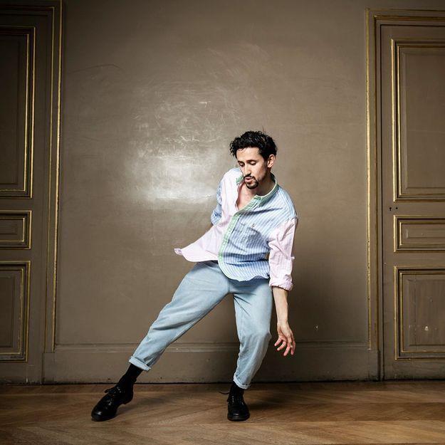 Mehdi Kerkouche, un vent frais sur la danse