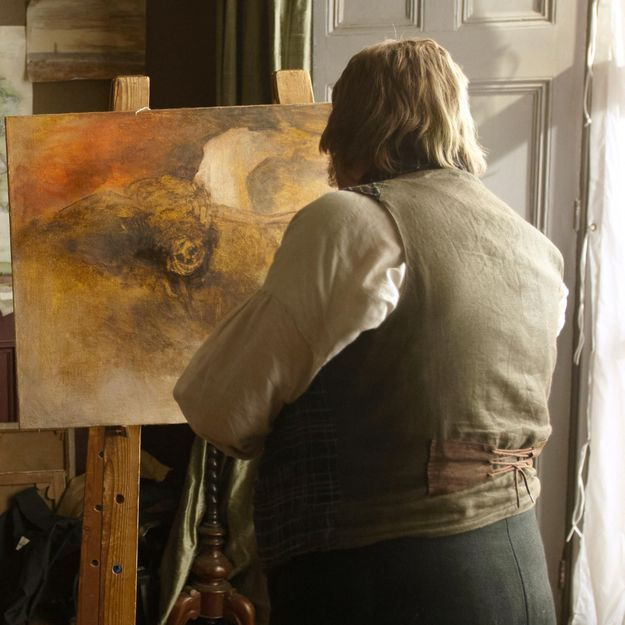 TV : ce soir, on connaît la vie d'artiste en regardant « Mr. Turner »