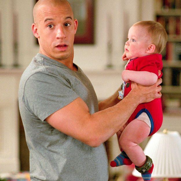 « Elle n'assume pas que je sois père au foyer »