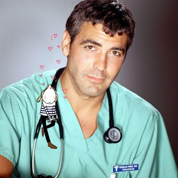 Témoignages : « Je suis tombée amoureuse de mon médecin »