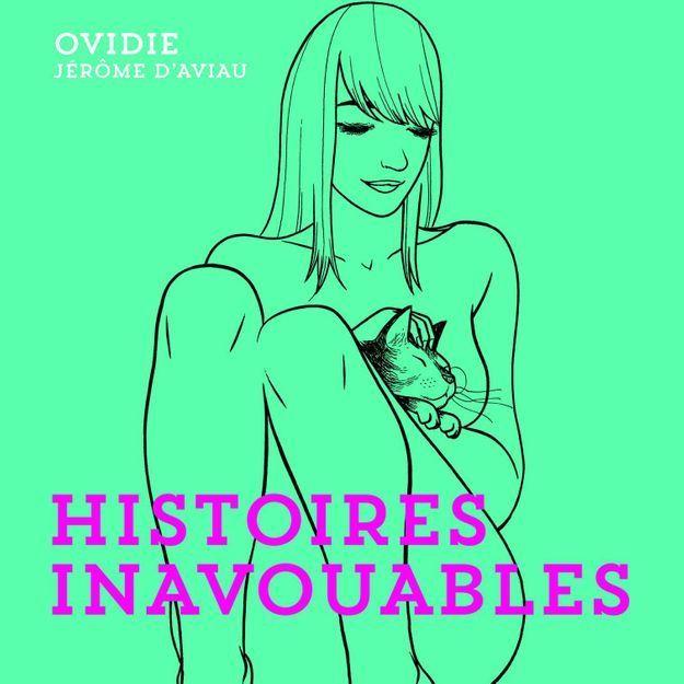 La réalisatrice Ovidie se lance (avec réussite) dans la BD érotique