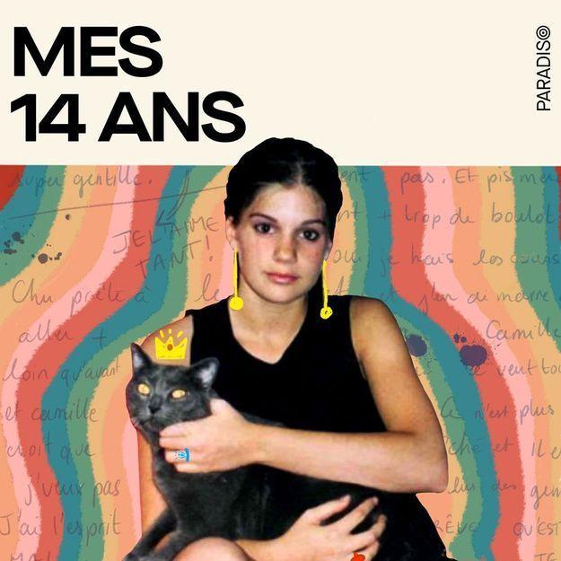 « Mes 14 ans », le podcast qui nous replonge dans nos frissons adolescents