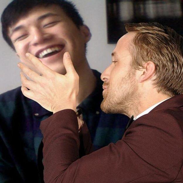 Embrassez Ryan Gosling : le jeu qui affole le Web !