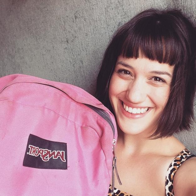 #PrêtàLiker : célibataire, elle se met en couple avec son sac à dos