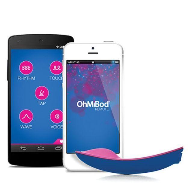 Le sextoy « OhMiBod » contrôlé via votre Smartphone !