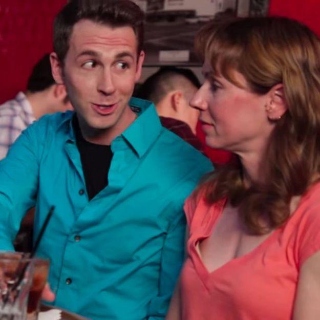 Vidéo : quand les hommes draguent avec honnêteté