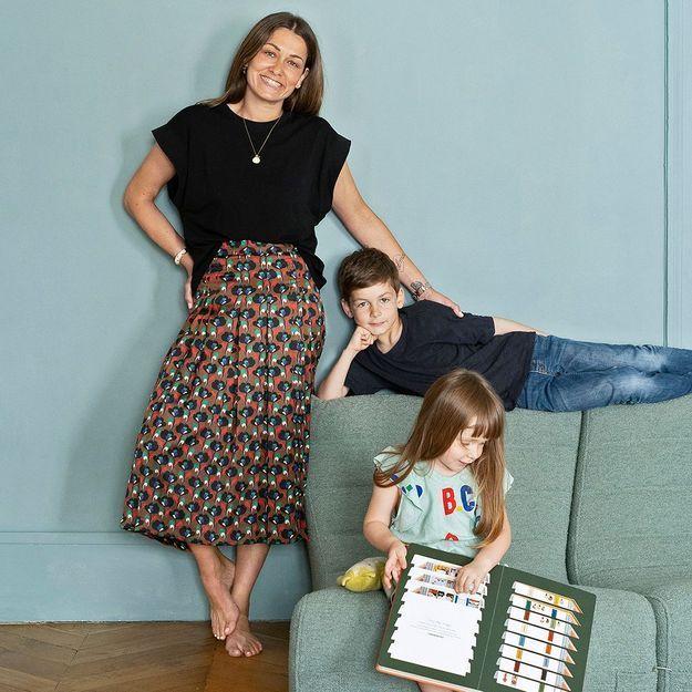 L'interview working mum de Vanessa Denicourt, de Jojo Factory