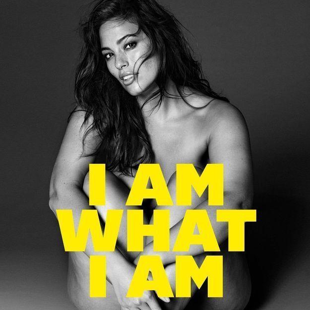 Ashley Graham nue pour Mango : un message fort pour les femmes