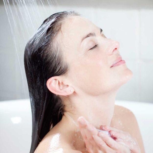 Voici comment prendre une douche encore plus relaxante qu'un bain