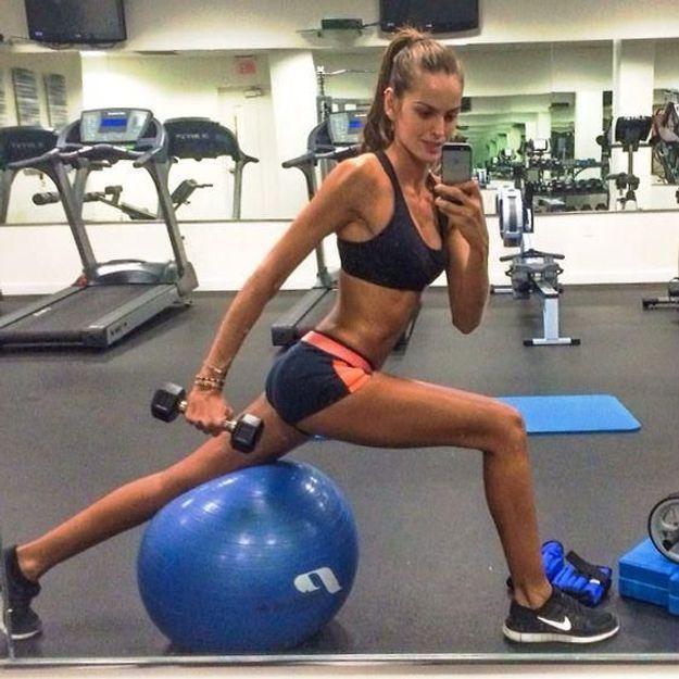 Les meilleurs sports pour des jambes fuselées - Elle