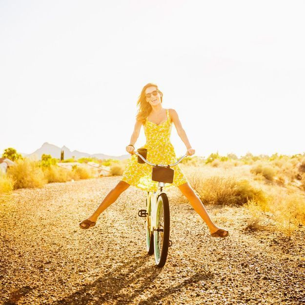 Mon entraînement de vélo pour se galber en pédalant