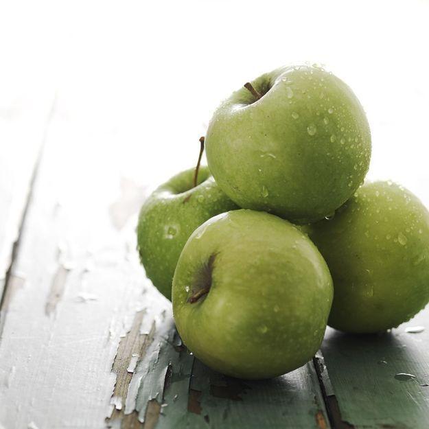 Le régime pomme