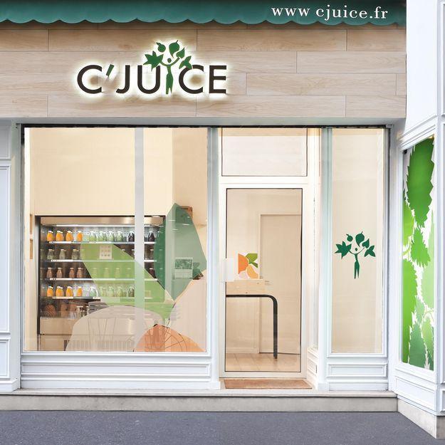 #ELLEBeautySpot : la boutique C'Juice