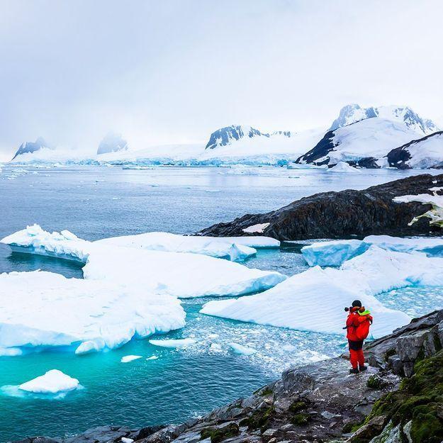 « J'ai traversé l'Antarctique durant près de 3 mois et réalisé un record du monde »