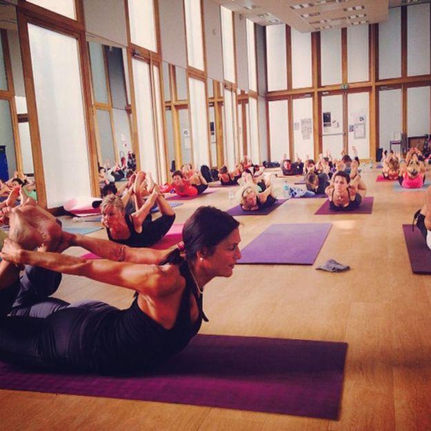 Concours : Gagnez deux places pour l'afterwork Yoga in the city !
