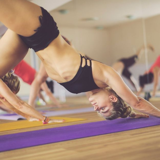 Le yoga bikram, un défi mental et physique