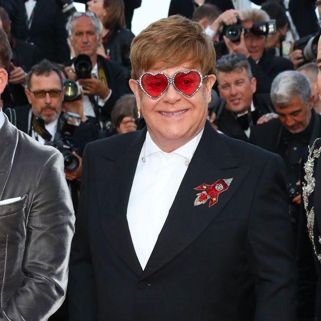 It-pièce : les lunettes Gucci inspirées d'Elton John