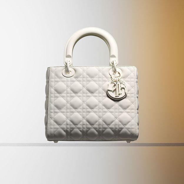 L'histoire du Lady Dior, sac à main préféré de Lady Diana