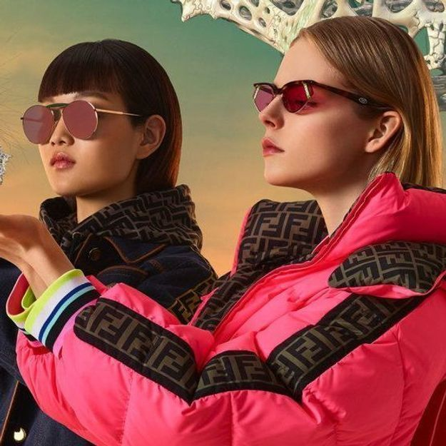 L'instant mode : la collection de lunettes de soleil Fendi x Gentle Monster