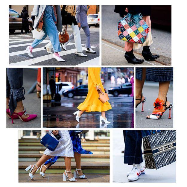 7 paires de chaussures que vous allez porter 365 jours par an