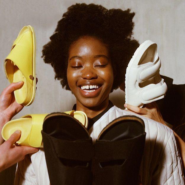 #ElleFashionCrush : Birkenstock et Toogood imaginent les sandales que l'on va porter tout l'été