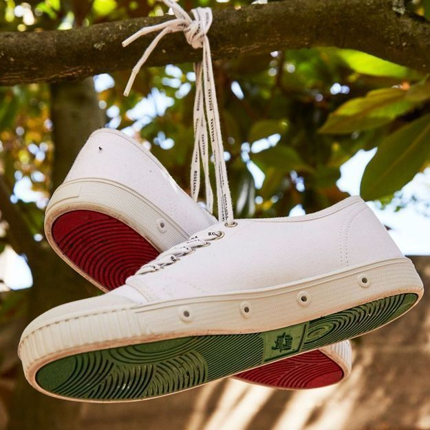 It-pièce : les baskets Roseanna x Spring Court