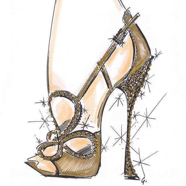 Vous pouvez désormais vous offrir les souliers du couronnement d'Elizabeth II