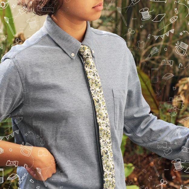 #DIY : Comment faire un nœud de cravate ?