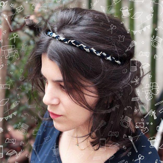 #DIY : Comment faire un headband ?