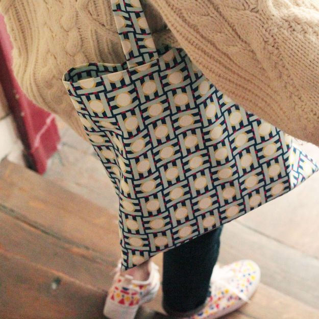 #DIY : comment faire un sac ?