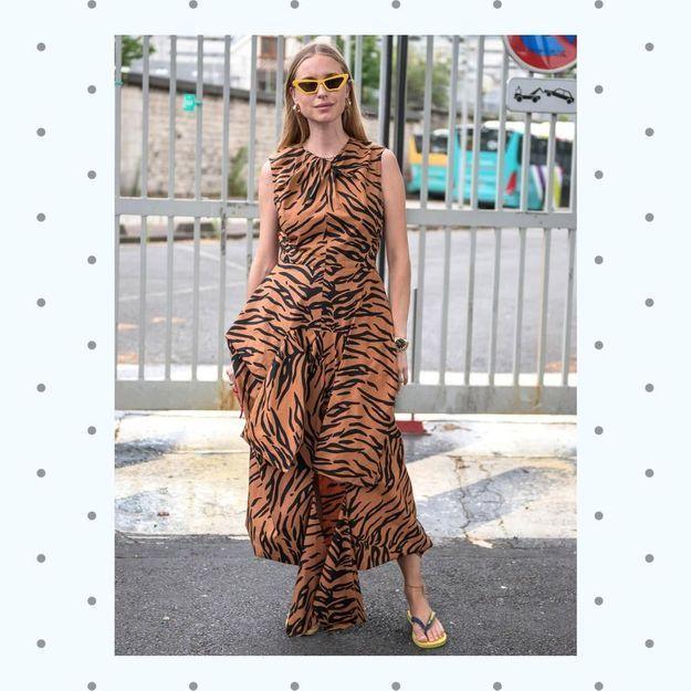 Tongs + robe : sommes-nous en train de passer à côté de LA tendance de l'été ?