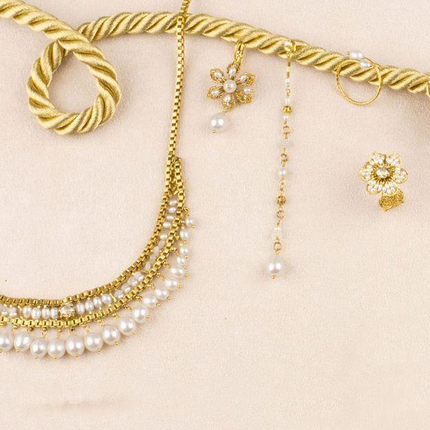 Et si on enfilait des perles pour les fêtes ?