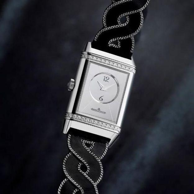 L'instant mode : Christian Louboutin revisite la montre Reverso de Jaeger-LeCoultre