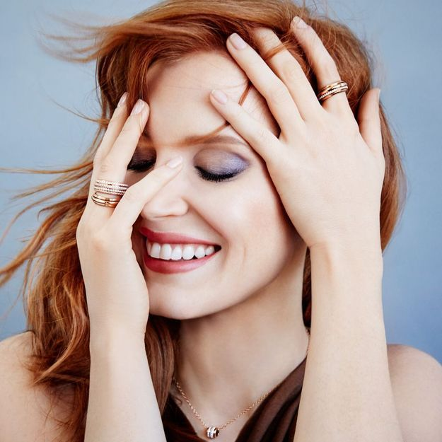 Possession : Jessica Chastain incarne la nouvelle collection de Piaget