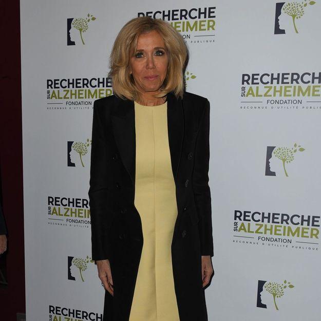 Brigitte Macron rayonnante, elle change radicalement de style