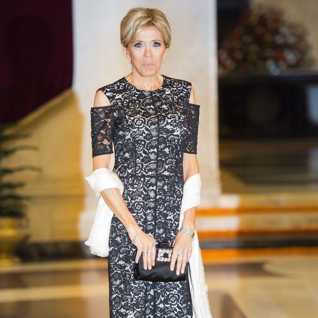 Brigitte Macron : voici ce que deviennent ses vêtements de luxe une fois portés