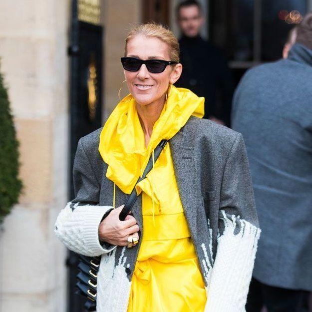 Céline Dion affiche un look décontracté et on adore !