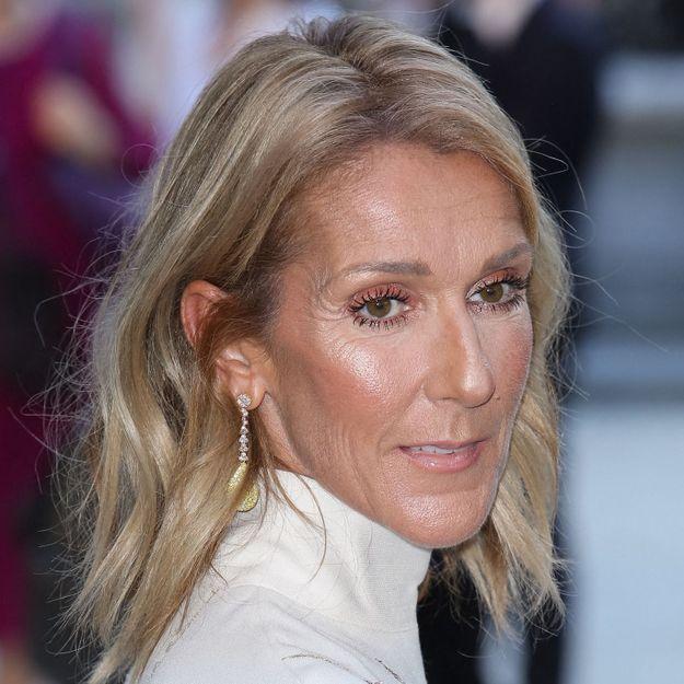 Céline Dion : la robe qu'elle porte sur sa pochette d'album crée le buzz