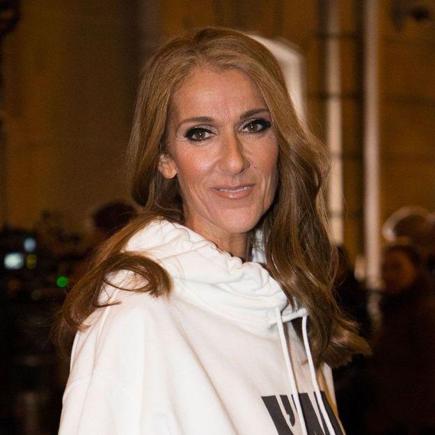 Quand Céline Dion pose en costume doré avec Kim Kardashian et Kanye West