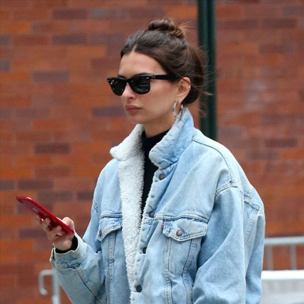 Emily Ratajkowski : ses bottines à talon sont toujours disponibles chez Zara