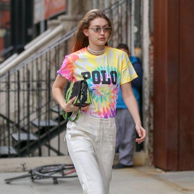 Gigi Hadid porte déjà la tendance phare de l'été 2019