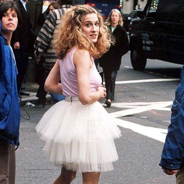 Histoire d'une tenue : le tutu de Sarah Jessica Parker dans Sex and The City