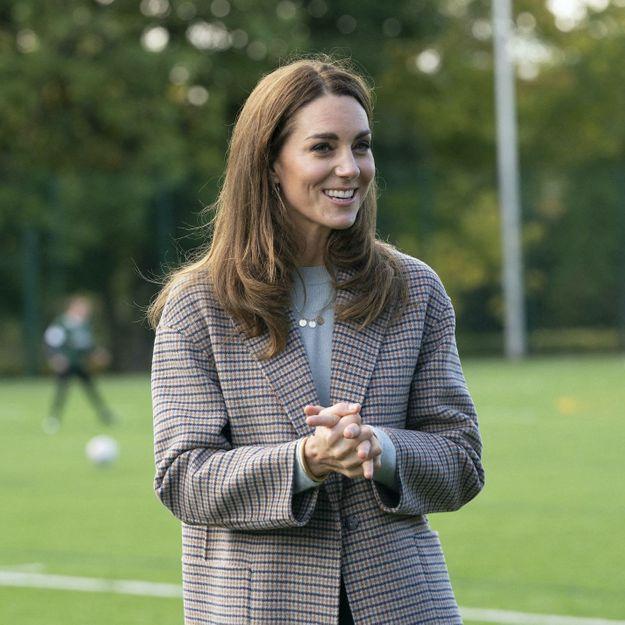 Kate Middleton a trouvé le manteau que tout le monde va porter cet hiver