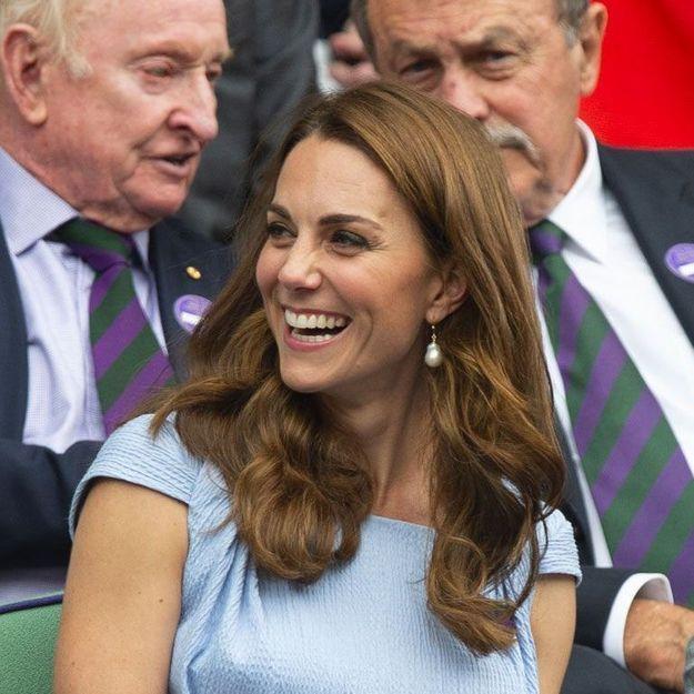 Kate Middleton : elle reçoit une mini paire de baskets pour le prince Louis de la part d'une légende du tennis