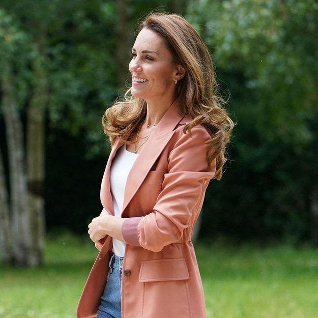 Kate Middleton opte pour des baskets écoresponsables et françaises