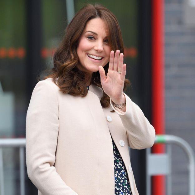 Kate Middleton porte la robe d'été idéale, et elle est signée Zara