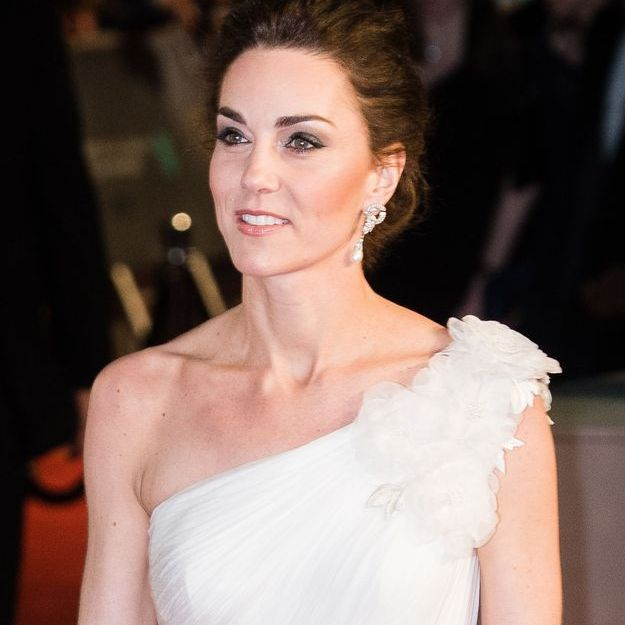 Kate Middleton aux Baftas : sa sublime robe de princesse et son clin d'œil à Lady Di