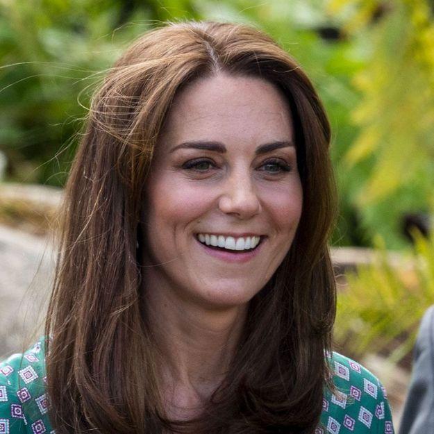 Kate Middleton : ses boucles d'oreilles coûtent moins de dix euros !
